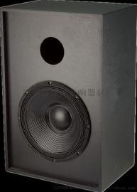 单18寸次低频音箱,专业影厅次低频系统