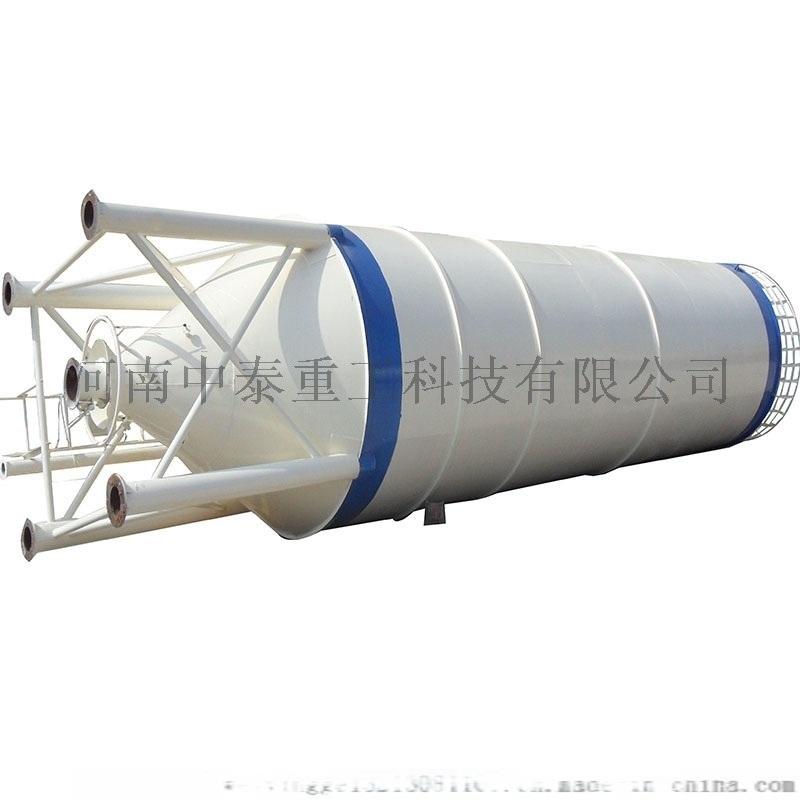 搅拌站加厚立式水泥仓 水泥罐JLSNC60-300