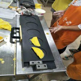 生产蛋饺机器,不锈钢蛋饺机器,供应小型蛋饺机