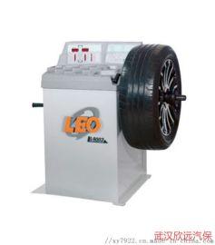 武汉供应利欧轮胎动平衡机L9002型经济款不带罩