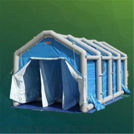北京厂家直销 迷彩充气帐篷 工程帐篷 防水充气帐篷