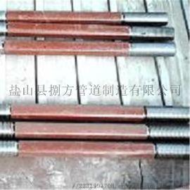 盐山捌方管道厂家专业生产L2左右螺纹拉杆 可定制