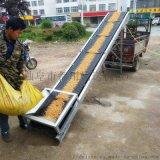 水果分拣输送机 工业铝型材输送流水线 六九重工 爬
