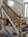 304不鏽鋼室內外樓梯扶手陽臺別墅
