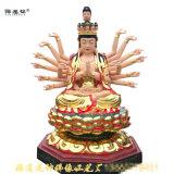佛像准提菩萨 密宗准提佛母佛像雕塑 千手观音佛像