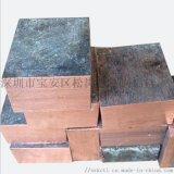 C18150铬锆铜板 耐磨耐腐蚀 锻打铬锆铜