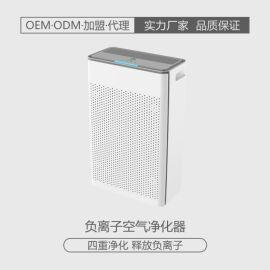 KQ01C负离子空气净化器,家用空气净化器