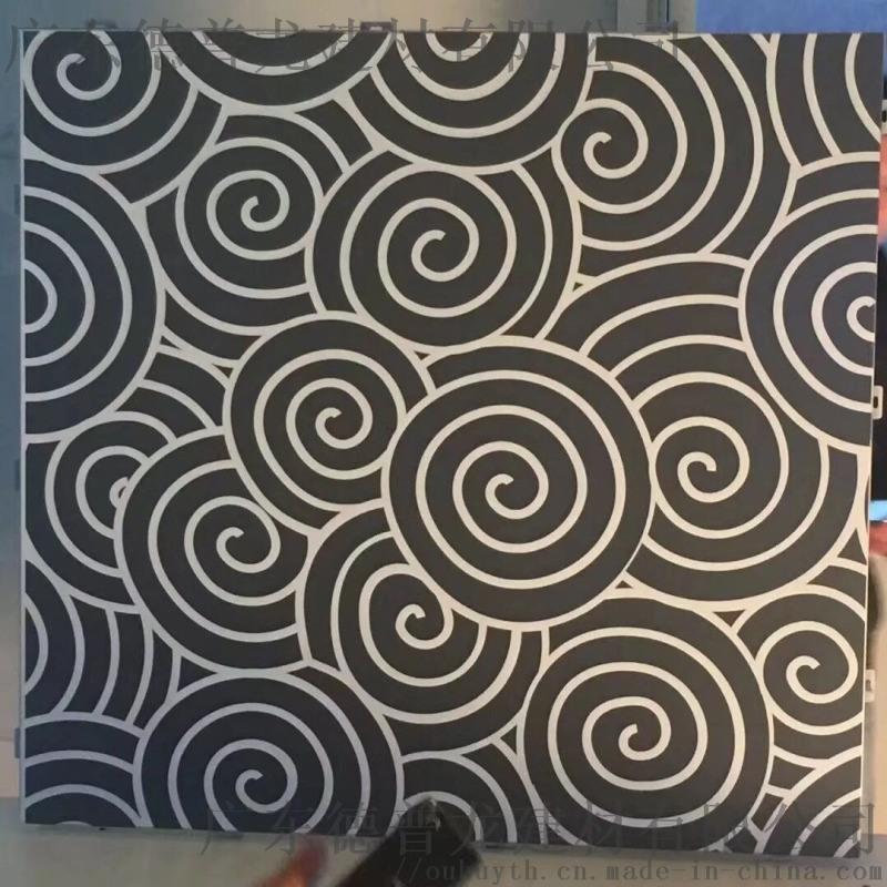 夢裏水鄉雨棚銀灰色3.0鋁單板,檐口轉角鋁單板