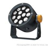 圓形LED投光燈戶外外牆園林照射燈