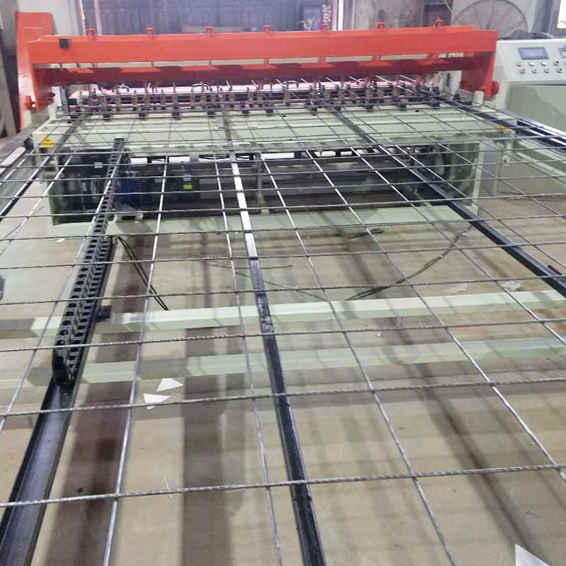 四川建築鋼筋網片焊網機建廠22年