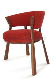 餐椅酒店套房餐椅咖啡厅椅子样板间售楼处椅子
