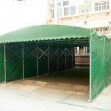 洛阳老城区遮阳篷活动推拉蓬移动推拉篷大排档活动雨蓬