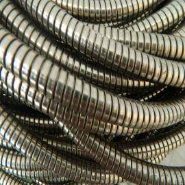 中山市销售穿线用双扣不锈钢25金属软管