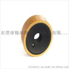 东莞聚氨酯实心轮-锦尚橡胶