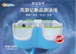 洗游记婴儿游泳设备厂家:传奇系列CQ1-25儿童游泳池