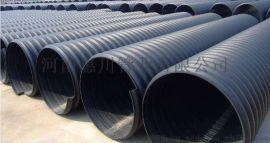 钢带管 钢带增强波纹管 河南钢带管厂家