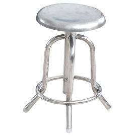 SKE017   护士椅 不锈钢凳子 圆凳