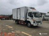湖南江淮骏铃V5冷藏车(国六)