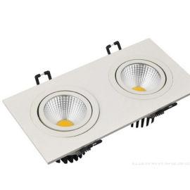 LED服装天花灯 COB射灯 节能环保LED筒灯