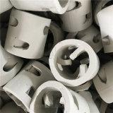 化工干燥塔陶瓷鲍尔环填料科隆陶瓷鲍尔环现货直销