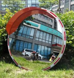 不锈钢凸面镜 道路转角镜