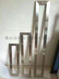 不鏽鋼玻璃門拉手,不鏽鋼空心拉手
