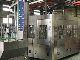 含气饮料新食品机械 含气饮料灌装机设备