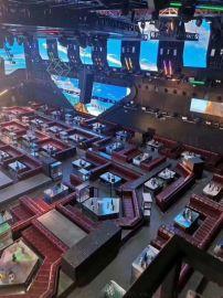 广州定做时尚KTV沙发,专业定做酒吧卡座