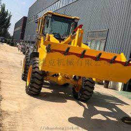 轮式小型装载机 铲车厂家 捷克 多功能装载机