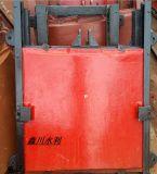 1米铸铁闸门水闸门启闭机