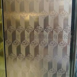 北京酒店装饰 钛金彩色不锈钢板 镜面8K彩色不锈钢板
