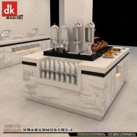 深圳酒店自助餐厅规划设计 自助餐台加工厂