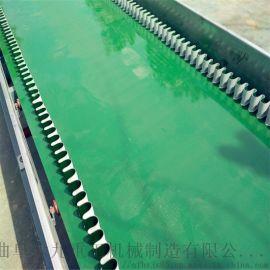 都江堰圆管花纹输送机图片Lj8电动升降移动式输送机