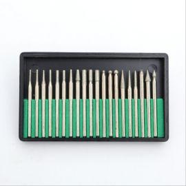 20只装电镀金刚石磨针