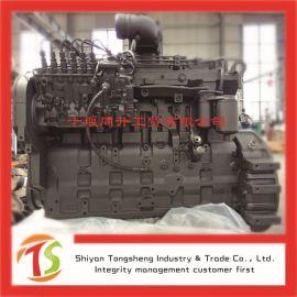 康明斯发动机中体总成 别拉斯矿用自卸车电控发动机