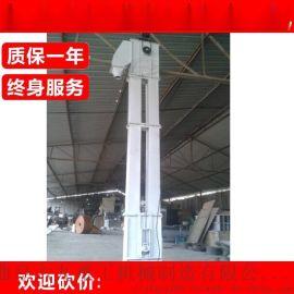 不锈钢斗式提升机 垂直翻斗式上料机 六九重工 四平
