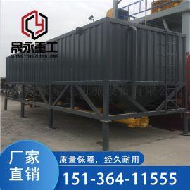 现货 道路用砂石混凝土储存罐 卧式50吨水泥仓罐