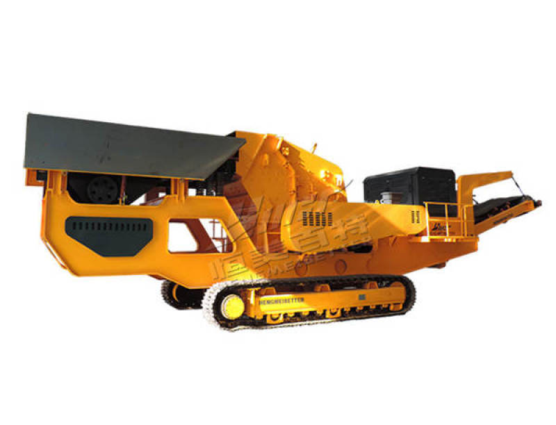 移动破碎站_轮胎式/履带式/建筑垃圾移动式破碎机