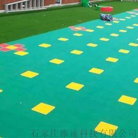 悬浮地板厂家河南悬浮拼装地板安装