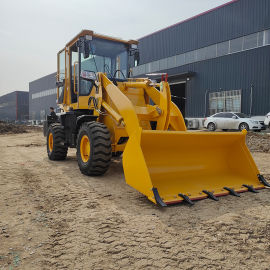 30铲车 载重3吨无级变速土方工程用四驱30装载机