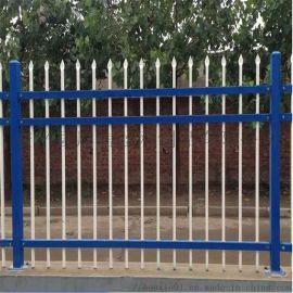 锌钢围栏定做定做锌钢围栏锌钢围栏防护栏厚信