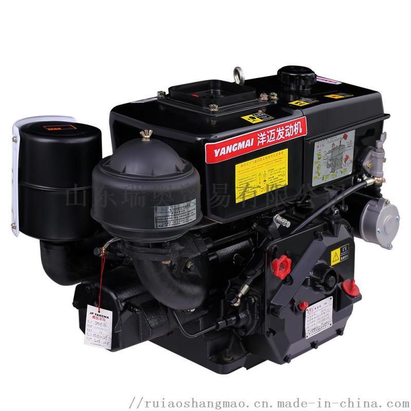洋迈船用**单缸柴油机洋马机型原厂配件ZR196