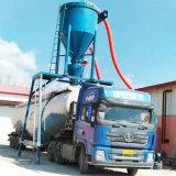 粉煤灰清庫氣力輸送機 礦石粉料裝車機 風力吸灰機
