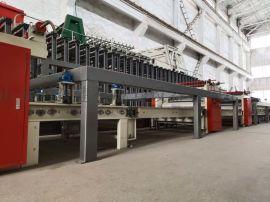 新款自动化复合挤塑板设备生产