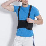 運動健身防護腰帶 長時坐立工作支撐護腰帶