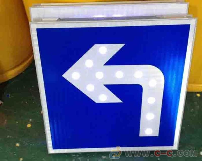 交通标志牌,太阳能LED标志牌