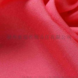 厂家直销全真丝双绉服装丝绸面料