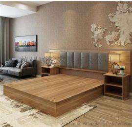 杭州民宿家具|酒店式公寓桌椅|样板房家具