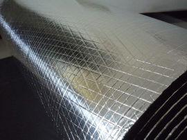 加筋铝箔橡塑保温板厂家阻燃防火保温板