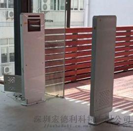 RFID通道门+门禁系统